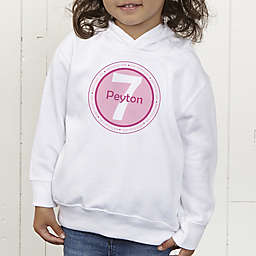 It's Your Birthday! Personalized Toddler Hooded Sweatshirt