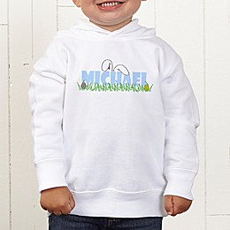 Ears To You Personalized Toddler Hooded Sweatshirt