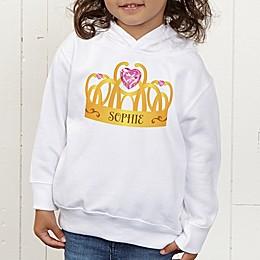 Princess Personalized Toddler Hooded Sweatshirt
