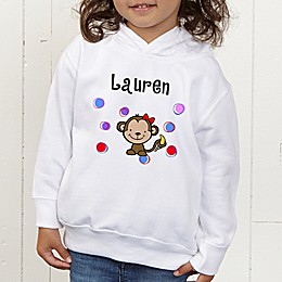 You Choose Toddler Personalized Hooded Sweatshirt