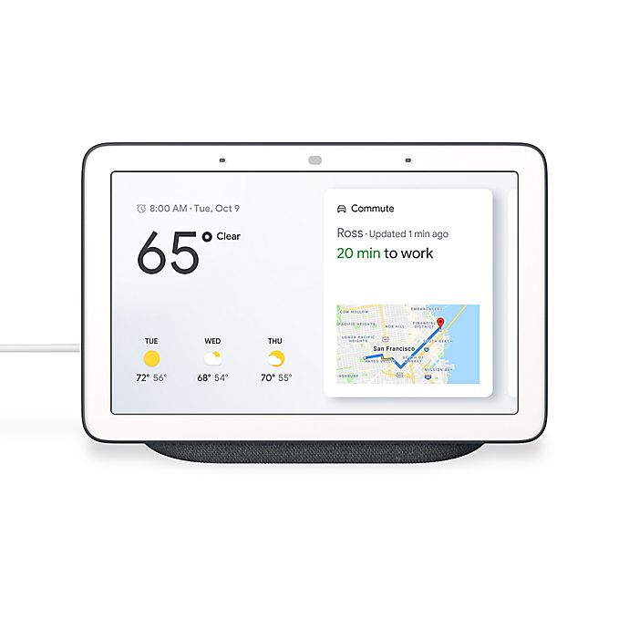 Alternate image 1 for Google Home Hub