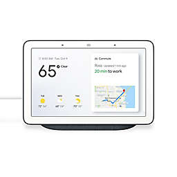 Google Nest Hub in Charcoal