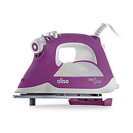 Oliso® TG1100 SmartIron with iTouch® Technology in Orchid