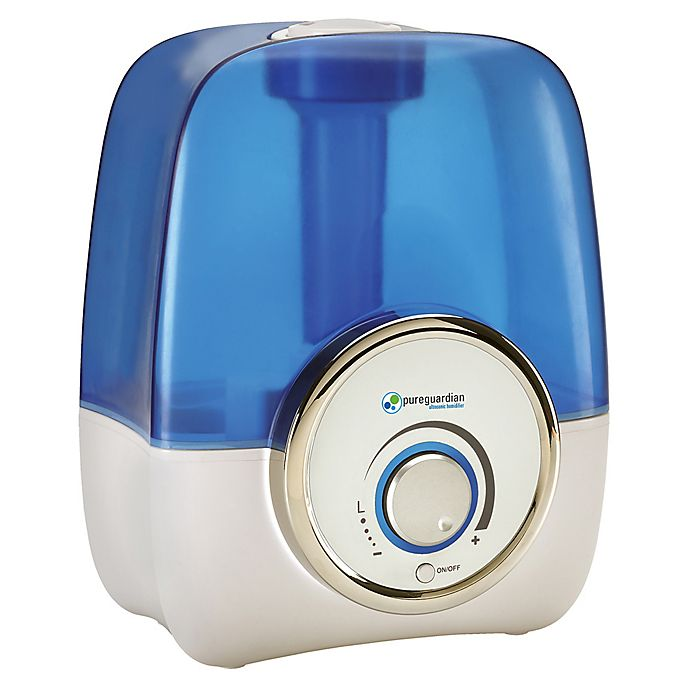 Alternate image 1 for PureGuardian® 100-Hour Cool Mist Ultrasonic Humidifier