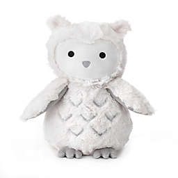 Lambs & Ivy® Luna Owl Plush Toy in White