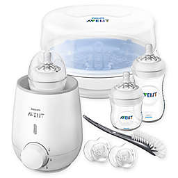 Philips Avent Natural All-in-One 8-Piece Gift Set