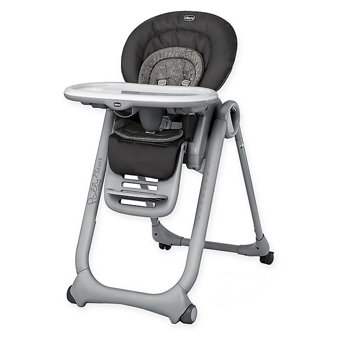 Alternate image 1 for Chicco® Polly2Start Deluxe High Chair in Meridian