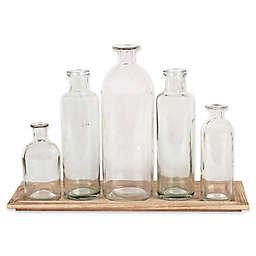 6-Piece Vintage Vase Set