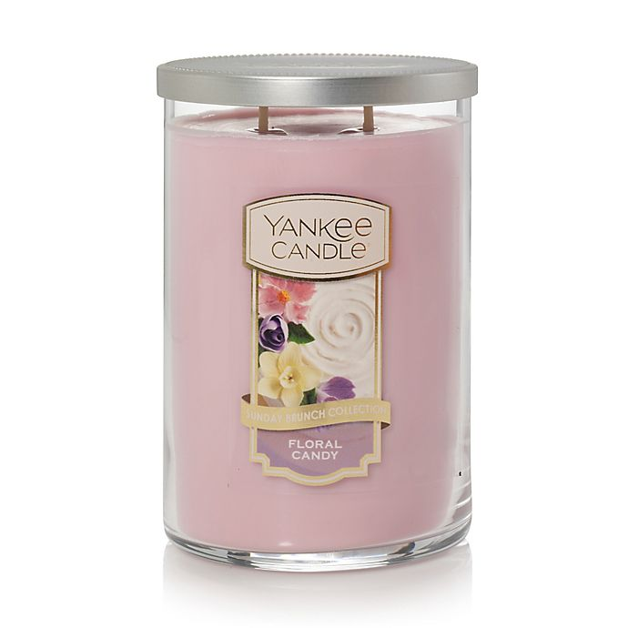 Alternate image 1 for Yankee Candle® Housewarmer® Floral Candy Large 2-Wick Tumbler Candle