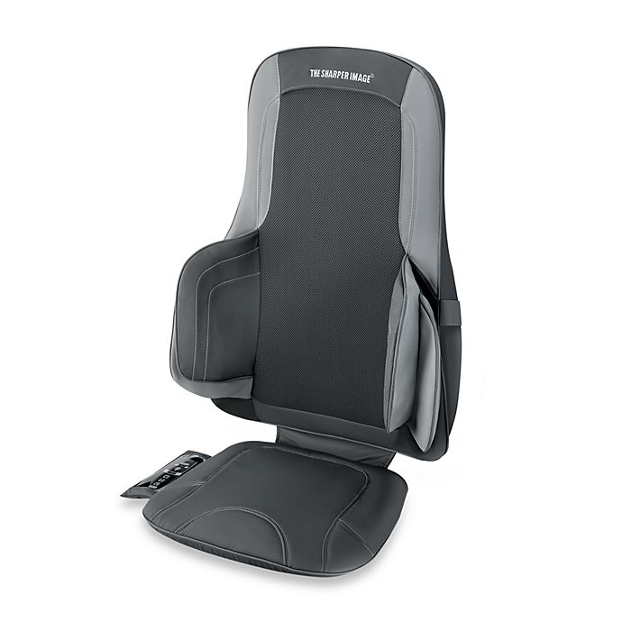 Sharper Image Air Shiatsu Massage Cushion Bed Bath And Beyond Canada