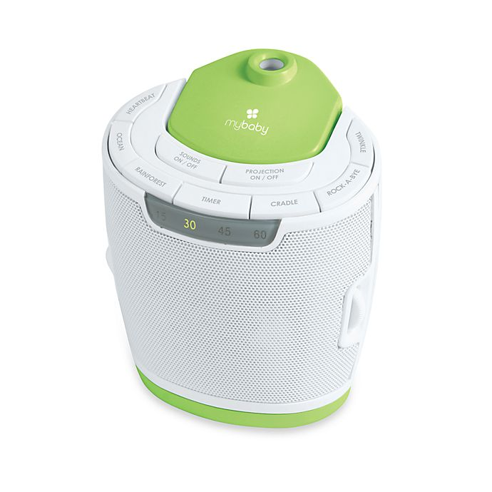 Alternate image 1 for HoMedics® SoundSpa™ Lullaby Sound Machine