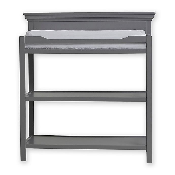 Alternate image 1 for Suite Bebe Bailey Changing Table in Grey