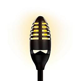 Sharper Image™ Firelight Wireless Speaker Lantern