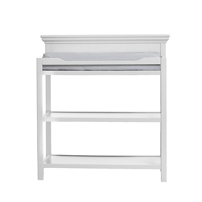 Alternate image 1 for Suite Bebe Bailey Changing Table in White
