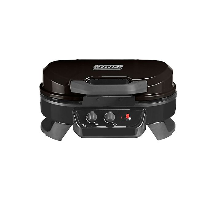 Alternate image 1 for Coleman® RoadTrip® 225 Portable Table-Top 2-Burner Propane Grill in Black