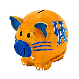 University of Kentucky Resin Piggy Bank