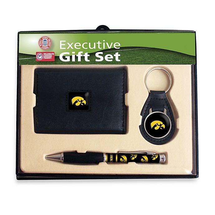 Alternate image 1 for University of Iowa Executive Gift Set
