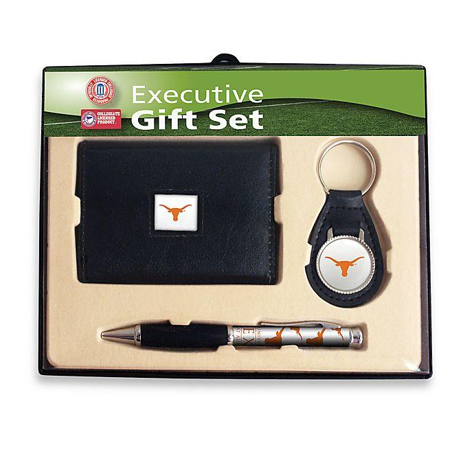 Alternate image 1 for University of Texas Executive Gift Set