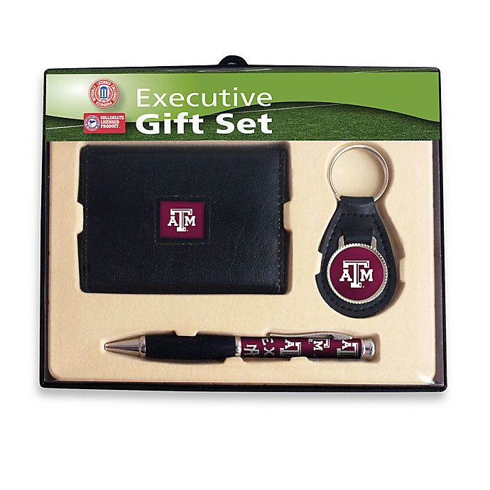 Alternate image 1 for Texas A&M University Executive Gift Set