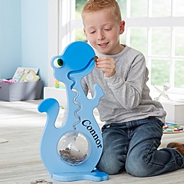 Dinosaur Personalized 20-Inch Piggy Bank