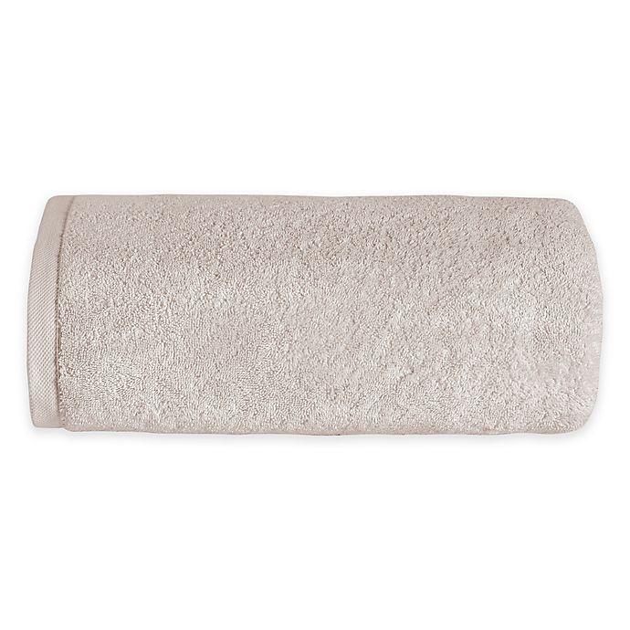 Alternate image 1 for SALBAKOS Jumbo-Sized Turkish Cotton Bath Sheet in Ivory