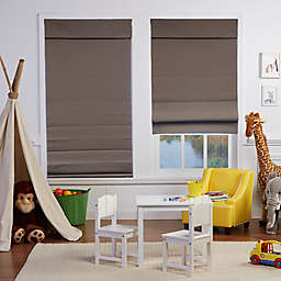 Real Simple® Cordless Cellular 72-Inch x 72-Inch Roman Shade in Grey