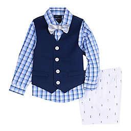 Nautica® 4-Piece Lighthouse Vest Set