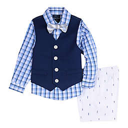 Nautica® 4-Piece Lighthouse Vest Set