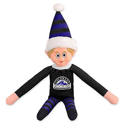 MLB Colorado Rockies Team Elf