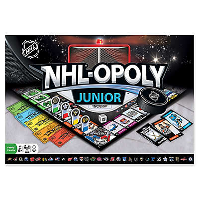 NHL NHL-Opoly Junior Board Game