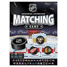 NHL Hockey Matching Game