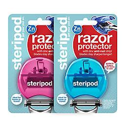 Steripod™ Razor Protector 2-Piece Set