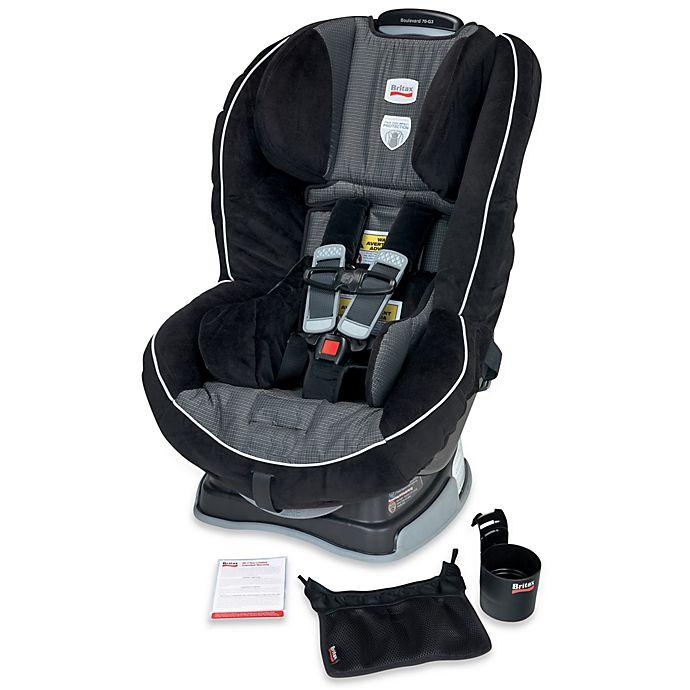 Britax Boulevard 70 G3 XE Convertible Car Seat