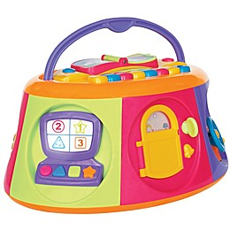 Kiddieland Carry-Along Activity Box