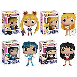 Funko POP! 4-Pack Sailor Moon Anime Collectors Figurines