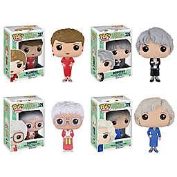 Funko POP! 4-Pack Golden Girls TV Show Collectors Figurines
