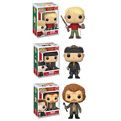 Funko POP! 3-Pack Home Alone Movie Collectors Figurines