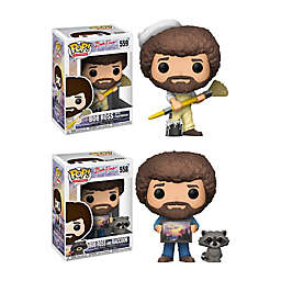 Funko POP! 2-Pack Bob Ross Series 2 TV Collectors Figurines