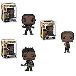 Funko POP! 3-Pack Marvel® Black Panther Movie Collectors Figurines
