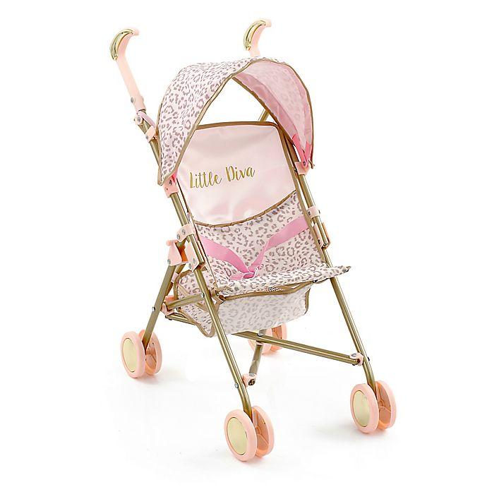 Alternate image 1 for Hauck Little Diva Doll Stroller