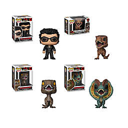 Funko POP! Movies 4-Pack Jurassic Park Collectors Set