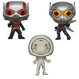 Funko POP! 3-Pack Marvel® Ant-Man and Wasp Collectors Figurines