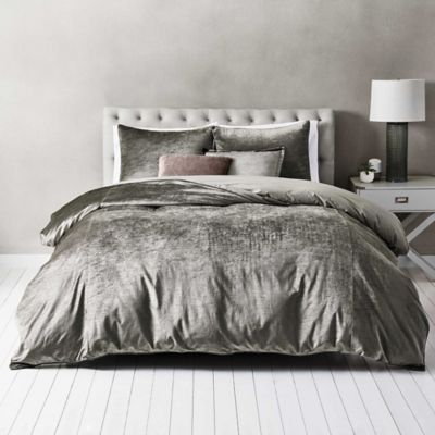 Wamsutta 174 Velvet Duvet Cover Bed Bath And Beyond Canada