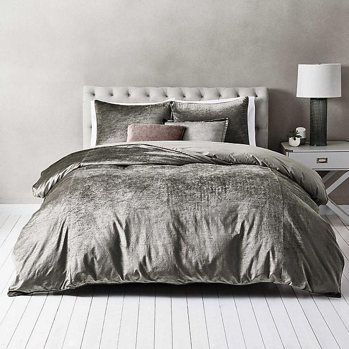Wamsutta 174 Velvet Duvet Cover Bed Bath Amp Beyond