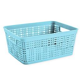 Starplast Plastic Wicker Basket