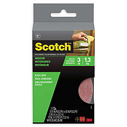 Scotch™ Easy Lock Sticky-Back Indoor Fasteners