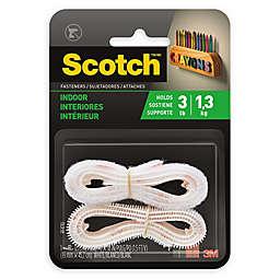 Scotch™ 3M Indoor Fasteners Strip
