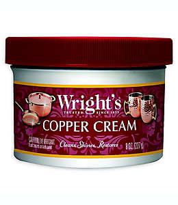 Crema para limpiar cobre Wright's®