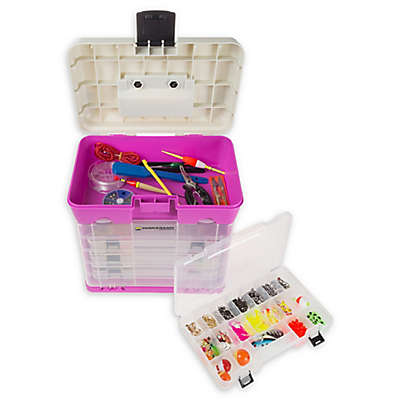 Stalwart 4-Drawer Storage and Tool Box