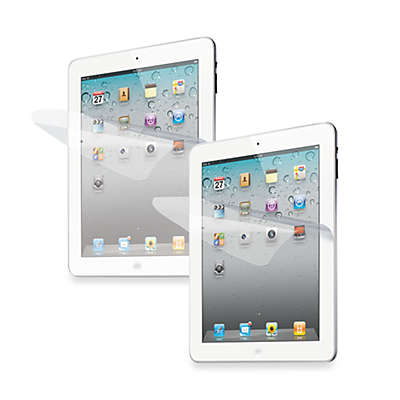 iLuv® Screen Protectors for iPad® 3 and iPad® 2